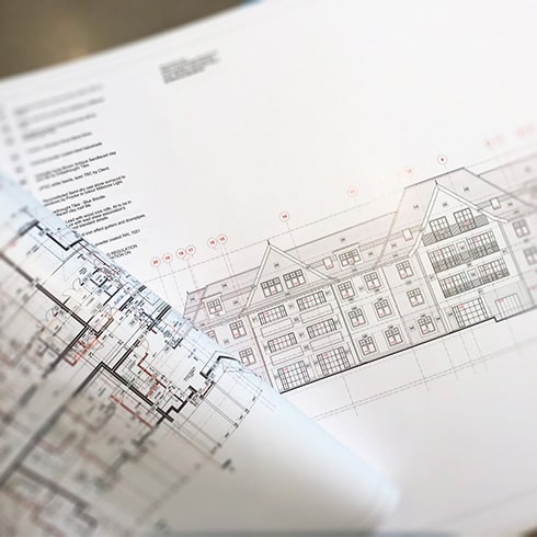 Commercial architect Poole