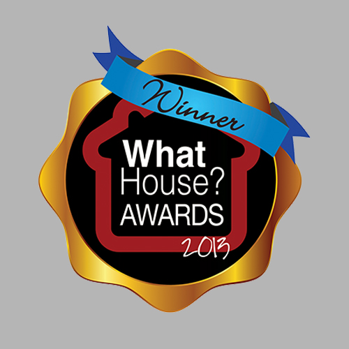 'Gold Winner' What House? Awards 2013