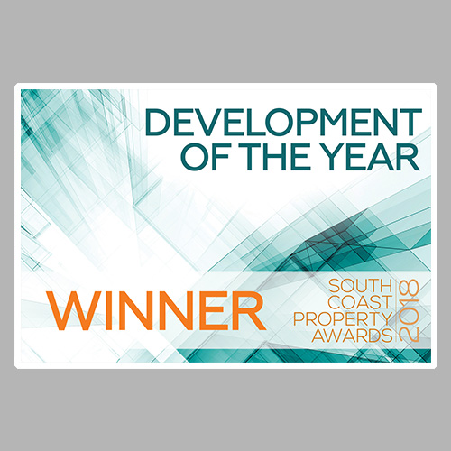 South Coast Property Awards 2018 - Development of the Year