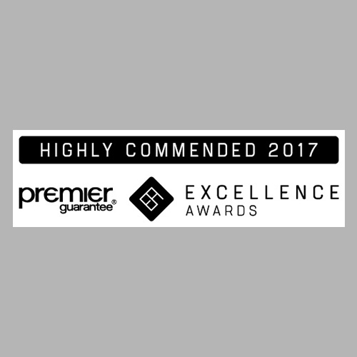Premier Guarantee Excellence Awards 2017