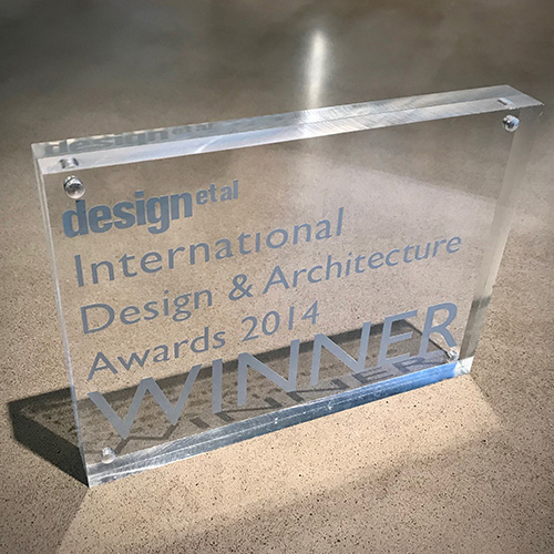 International Design & Architecture Awards 2014
